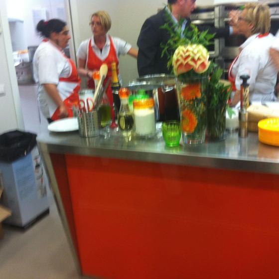 Arca Cucine Italia  – Cucine Domestiche Acciaio Inox – Scatti Clienti – Foto 29-04-13 18 27 04
