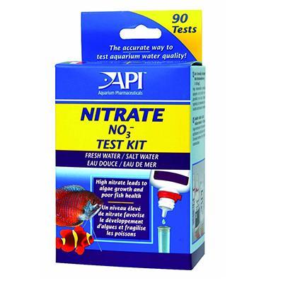 API Nitrate Aquarium Test Kit for Fresh and Marine Tanks   Aquar Test
