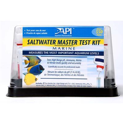 API Saltwater Master Aquarium Test Kit   Aquar Test Equipment at