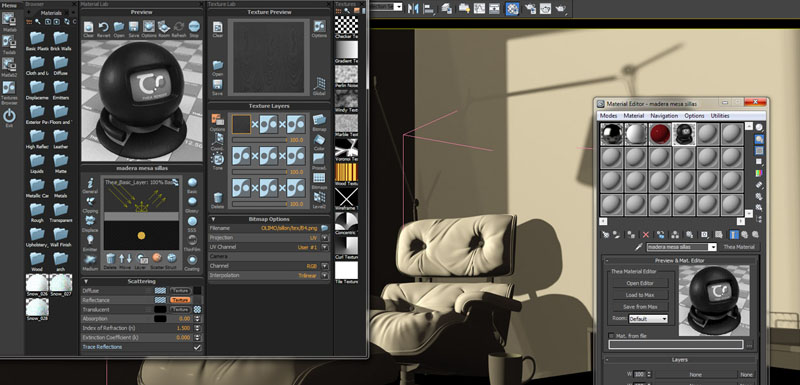 Studio 3D et 2D