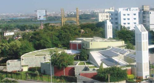 CII, Hyderabad (Example of a Green Building in India)