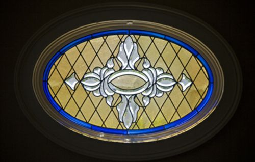 Stained Glass Finish