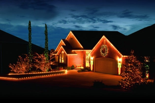 the best 40 outdoor christmas lighting ideas that will leave you breathless exterior h