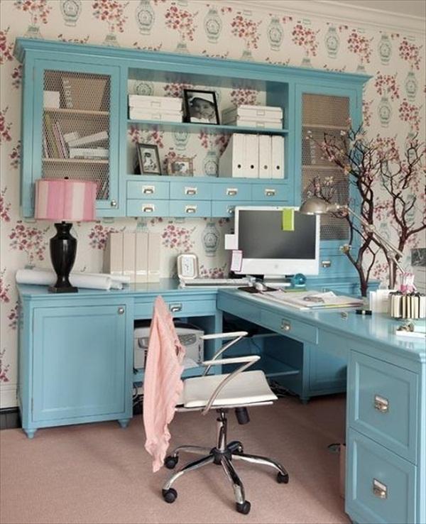 Feminine Office Decor modern office decor women. 24 fancy u0026 fabulous feminine office