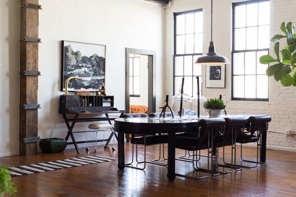 19 chic industrial dining room design ideas lighting
