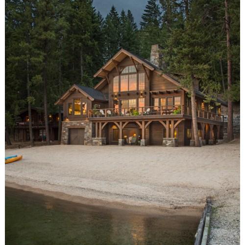 Medium Crop Of Rustic Home Designs