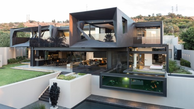 One of the best houses in the world; Kloof Road House