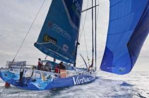 © photo Nico Martinez/Barcelona World Race