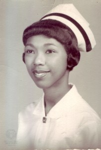 Ann Thomas was the first African American to graduate from the Ohio Valley General Hospital's school of nursing. She passed her boards and worked at Ohio Valley General Hospital for 12 years, then as an Ohio County school nurse for 30 more.