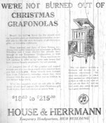 The Christmas grafonola ad, News-Register, Dec. 12.
