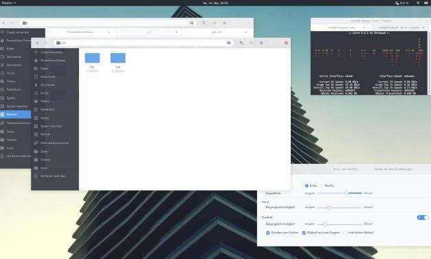 Beautiful ARC GTK Theme for Linux