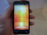 Review smartphone Orange Hiro