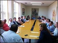 Argamasilla de Calatrava inicia movilizaciones para luchar contra los recortes de personal que quiere aplicar el Sescam