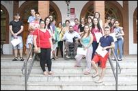 """Los buenos resultados obtenidos en el programa """"Estudia y Trabaja"""" en Argamasilla de Calatrava animan a preparar ya una próxima edición"""