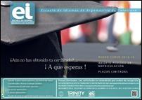 Más de 100 personas se han matriculado ya en los nuevos cursos de la Escuela de Idiomas de Argamasilla de Calatrava que aun oferta plazas