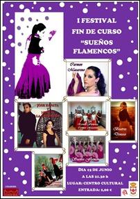 Argamasilla de Calatrava celebra el fin de curso con un festival flamenco para todas las edades