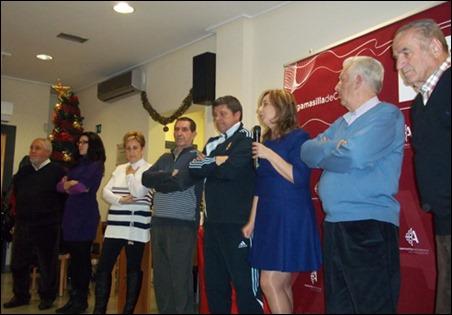 Entregados los premios de los concursos navideños de mayores de Argamasilla de Calatrava