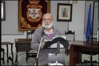 Un recital poético en Argamasilla de Calatrava rendirá homenaje a Domingo Carneros, ex concejal de IU y poeta implicado en todas las actividades municipales del género