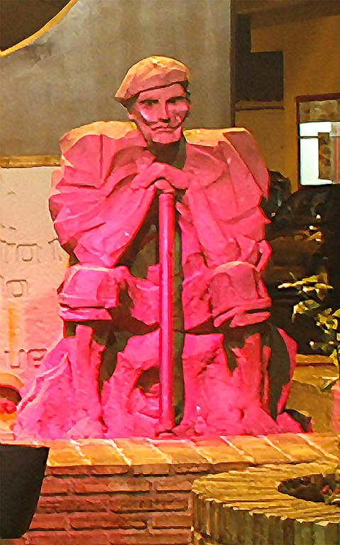 El Hortelano se vuelve a teñir de rosa este jueves