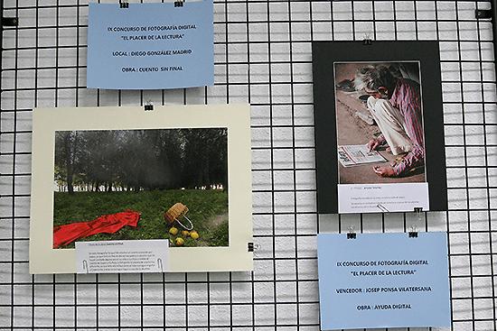 Convocado el X Concurso de Fotografía Digital 'El placer de la lectura'