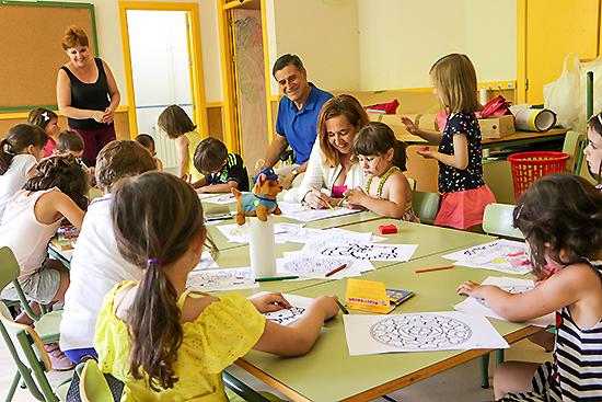 Las actividades estivales que posibilitan la conciliación familiar y laboral en vacaciones, nuevamente con altísimo seguimiento