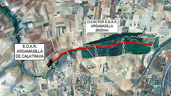 Argamasilla de Calatrava celebra la autorización del Consejo de Gobierno de C-LM a 6,2 millones para construir la depuradora de aguas residuales