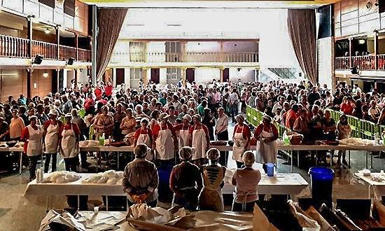 La altísima participación lleva a Argamasilla de Calatrava a decretar el éxito de sus celebraciones patronales