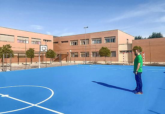El Ayuntamiento ha propiciado un inicio de curso con las dependencias escolares flamantes
