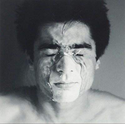 Robert Mapplethorpe-Javier 1985