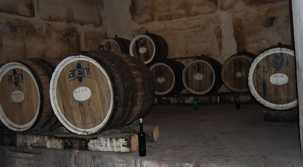 Areni is best known for its wine production