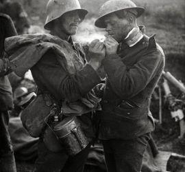 natale fraternità tra soldati prima guerra mondiale 09