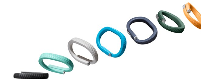 La colorida belleza del Up de Jawbone