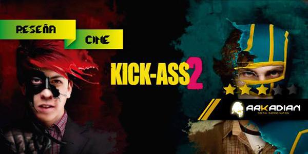 Reseña: Kick Ass 2