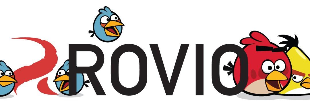 Rovio Trabajando en un nuevo juego de Angry Birds