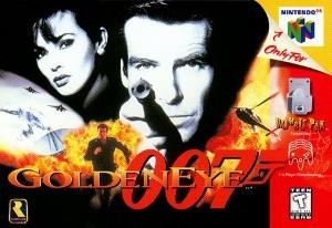 Pierce Brosnan apesta en Goldeneye