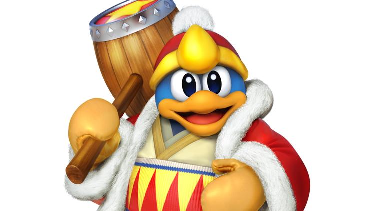 King Dedede llega al nuevo Super Smash Bros para Wii U y 3DS