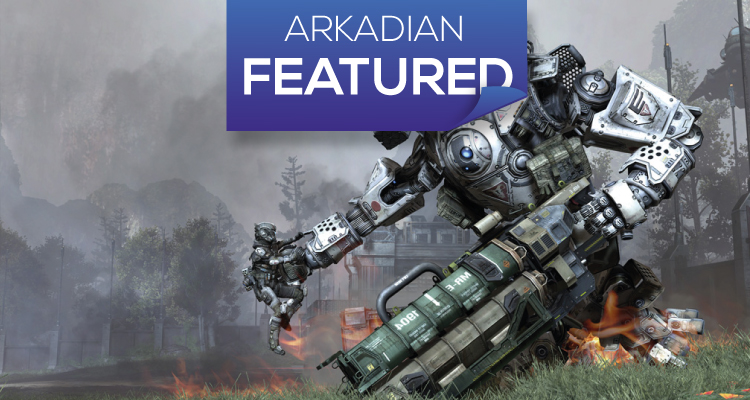 EA habla de TITANFALL 2