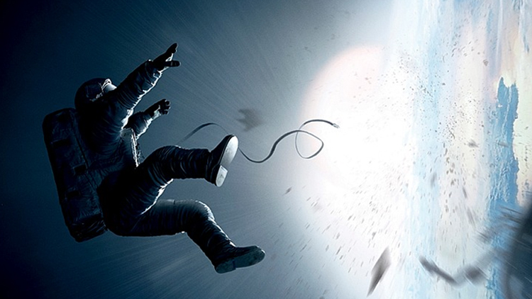 ¿Final alternativo de Gravity?