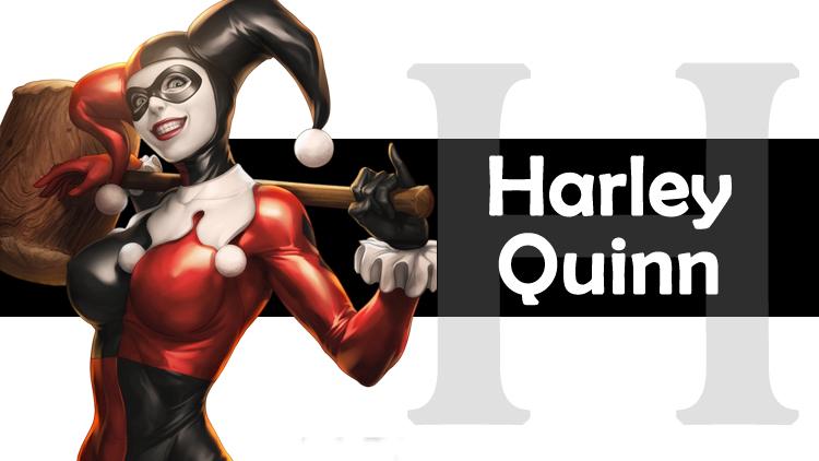 Harley Quinn ABC