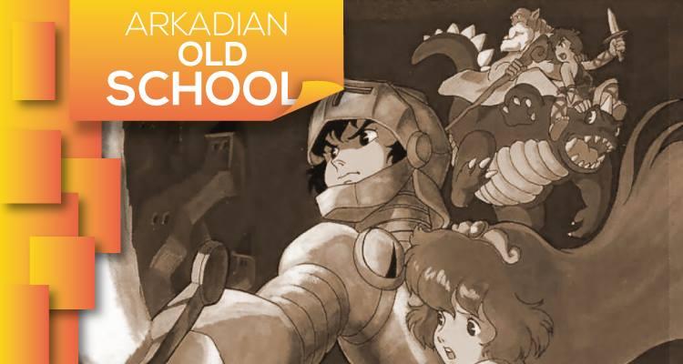 Arkadian Old School | King´s Knight