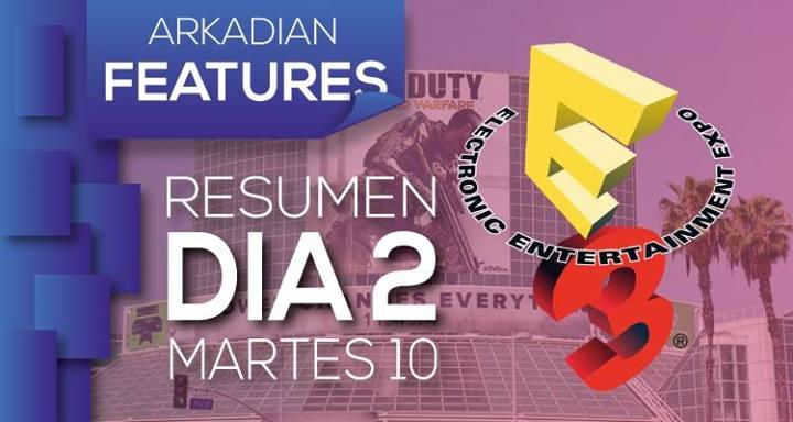 Resumen E3 2014 | Día 2 – Martes 10