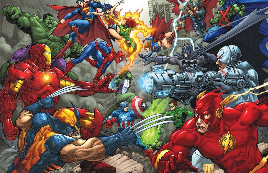 Increible diseño de sudaderas inspiradas en super heroes.