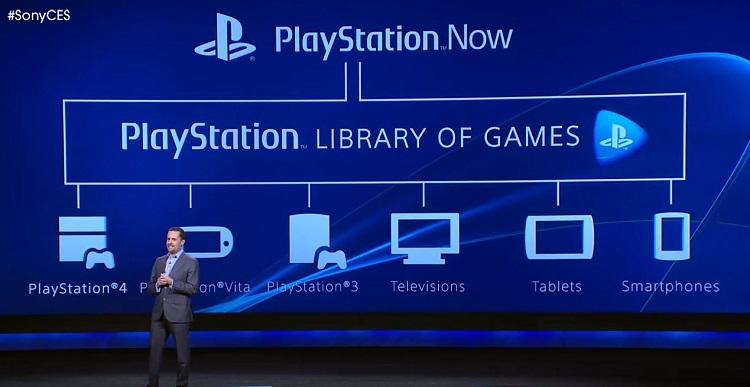 Conexión necesaria para Playstation Now