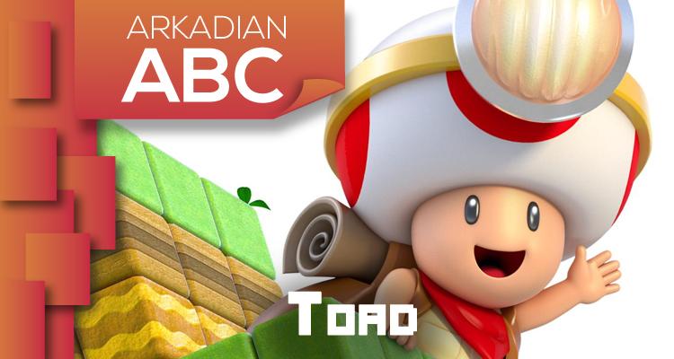 "Arkadian ABC   ""T"" de Toad"