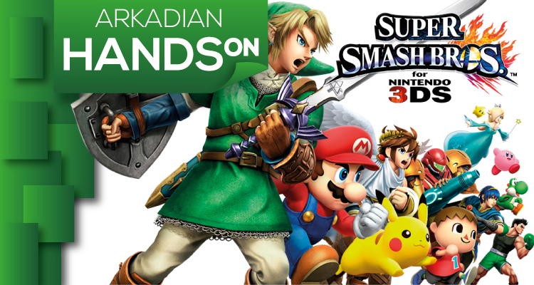 Hands On | Super Smash Bros. 3DS