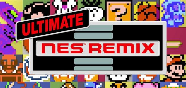Nuevas imágenes de Ultimate NES Remix