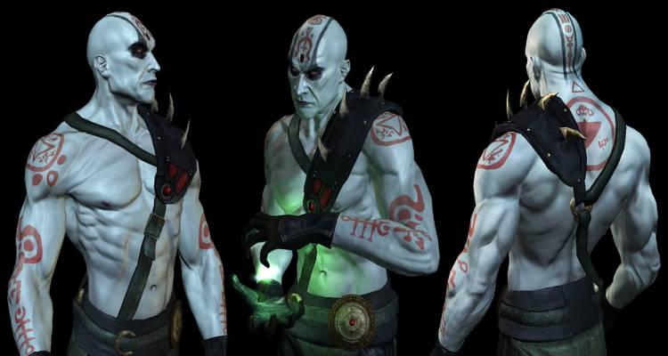 'Quan Chi' es confirmado para Mortal Kombat X