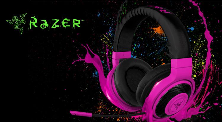 Razer da a conocer nuevos productos en México