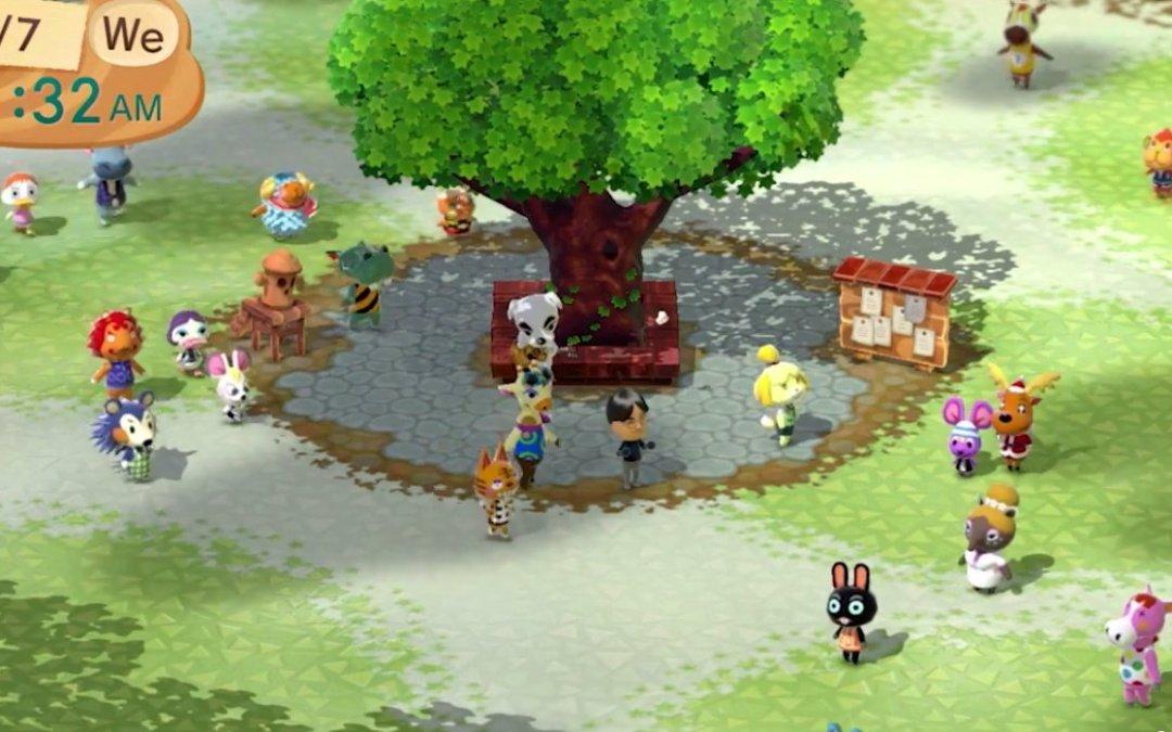 22 de Diciembre – último día para descargar Animal Crossing Plaza en Wii U