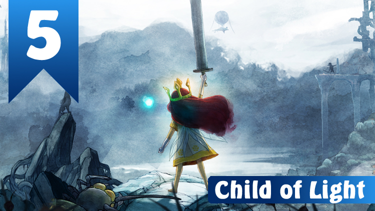 5 child of light